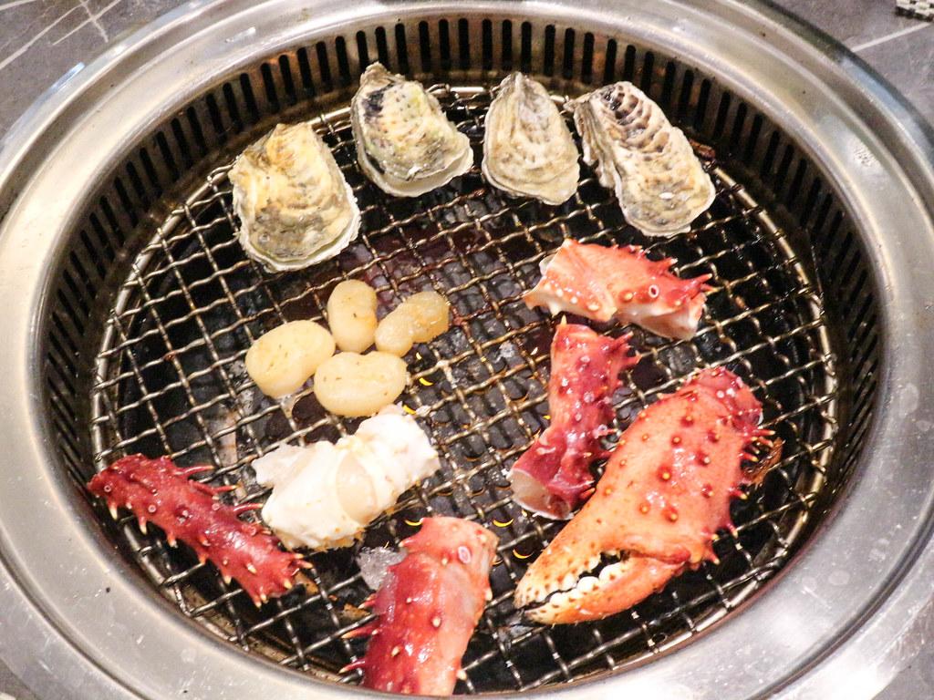 原月日式頂級帝王蟹燒烤吃到飽 (98)