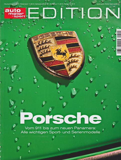 Image of auto motor und sport Edition 3/2016