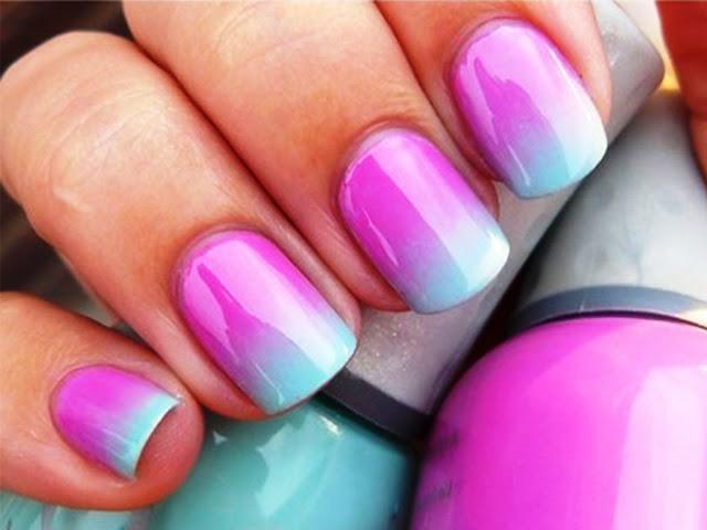 Fantastic ombre nail art designs ideas 2018 nails c ombre nail art designs ideas prinsesfo Images