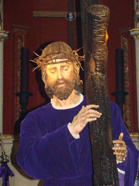 Hermandad y Cofradia de Nuestro Padre Jesús Sin Soga, Nuestra Señora de la Fe y Sagrados Corazones de Jesús y María
