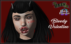 Stix Bloody Valentine TMR FEB