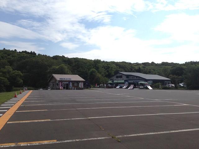 hokkaido-rishiri-island-otatomarinuma-pond-parking-01
