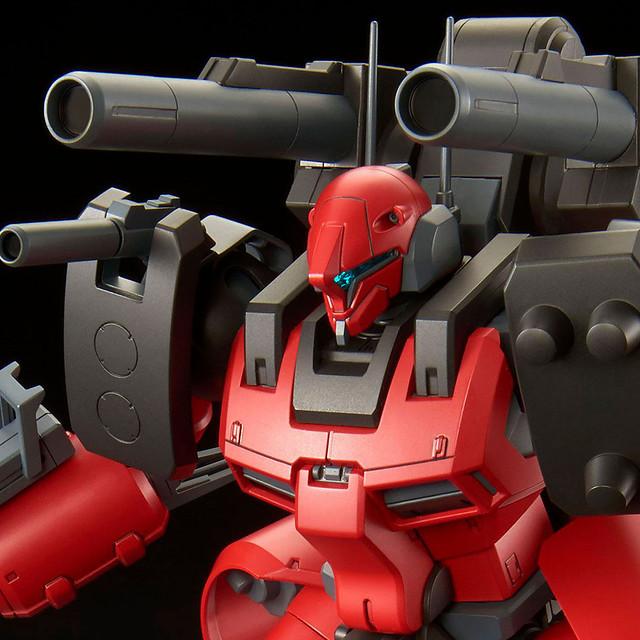 RE/100《機動戰士Z鋼彈 MSV》MSA-005K 鋼加農長程砲擊型 ガンキャノン・ディテクター(Z-MSV Ver.)