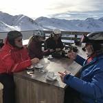 Schneesporttag in Davos am 28. Januar