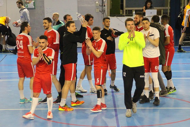 Venissieux Handball / Saint Flour - samedi 3 février 2018