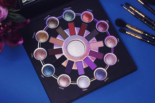 Zodiac palette BH Cosmetics review - Big or not to big (10)