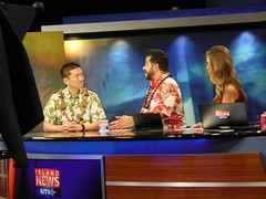 KITV Island News Morning Show Announcement