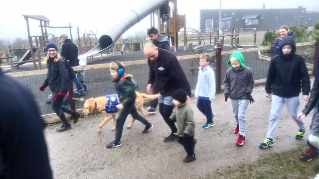 Gedling junior parkrun 18th February 2019