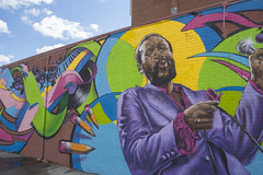 Marvin's mural