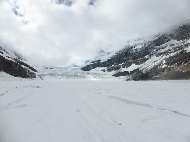 Columbia  Icefield, Panasonic DMC-TZ41