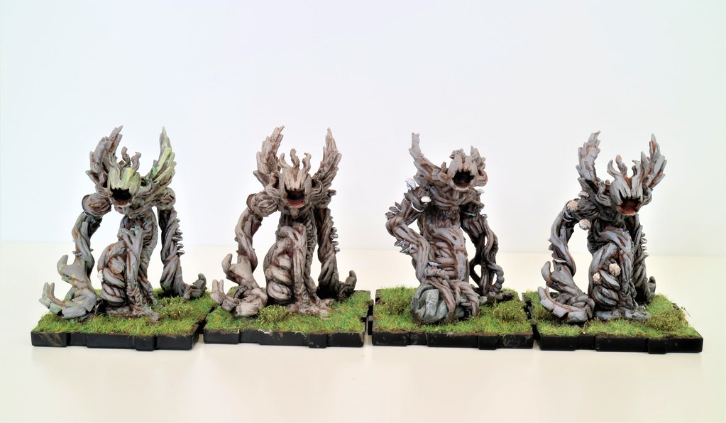 Runewars Miniatures Latari Scion Army