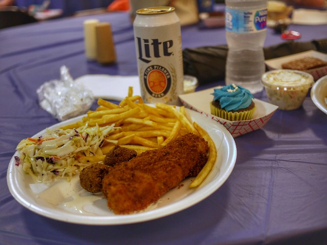 St Wlliams fish fry