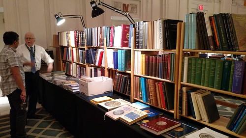 2018 NYINC Charlie Davis bookshelves