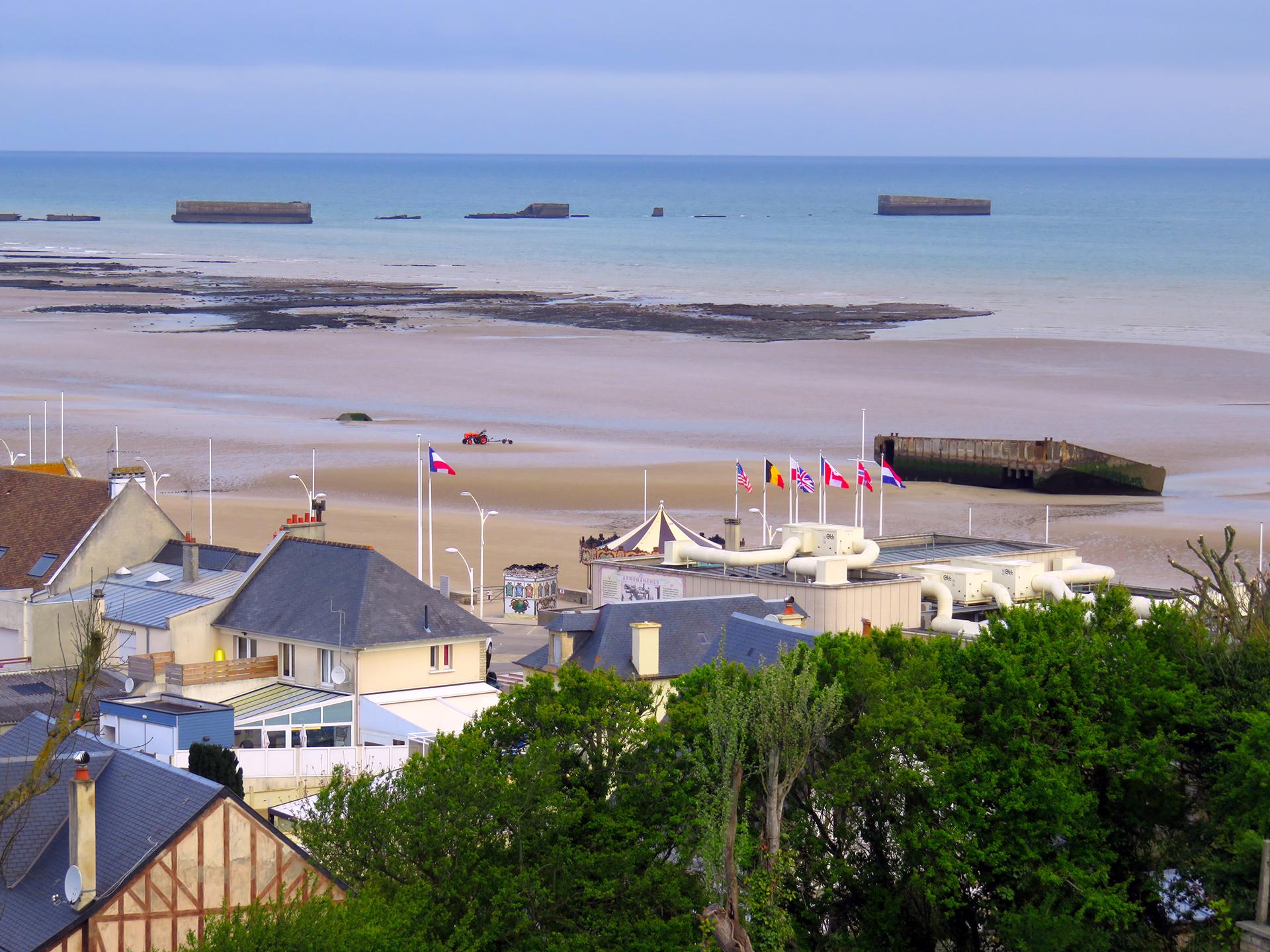 Playas del Desembarco de Normandía, Francia desembarco de normandía - 25008968737 55046cfeda o - Viaje a las Playas del Desembarco de Normandía
