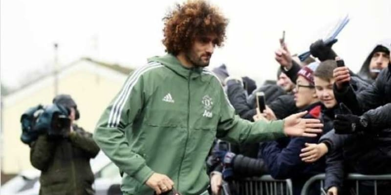 Marouane Fellaini Putuskan Hengkang Usai Tolak Tawaran Manchester United