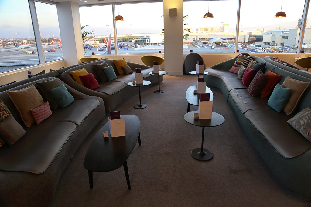 Virgin Atlantic Clubhouse LAX 3