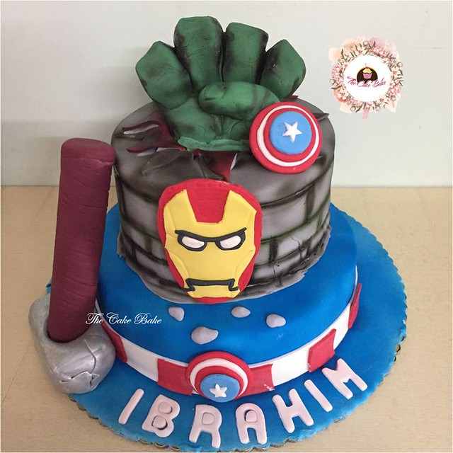 Cake by Nazia Abu Talha Ansari