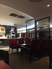 South African Airways Johannesburg, Business Class Lounge, O. R. Tambo