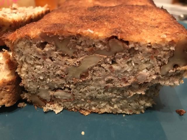 Cake keto coco