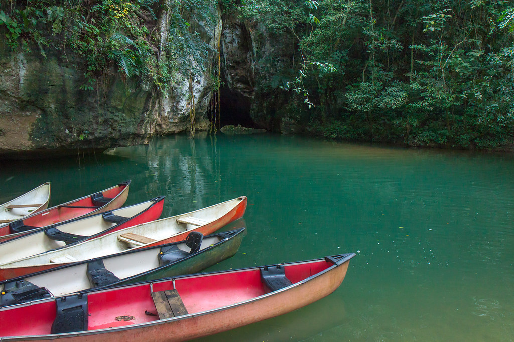 Belize. Barton Creek