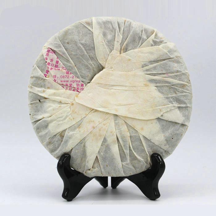2006 XiaGuan FT SiHao 4th Cake  400g  YunNan      Puerh  Raw Tea Sheng Cha