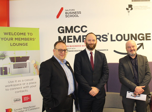 Greater Manchester Chamber of Commerce: The future of business in Salford