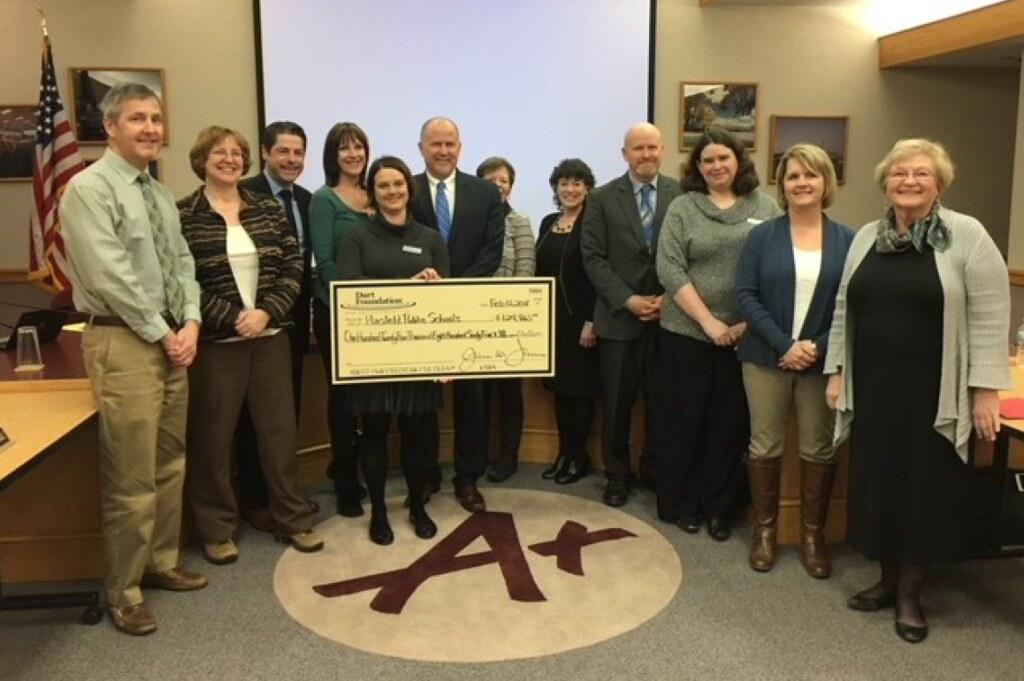 Haslett Public Schools Receives Grant to Enhance Future Ready Skills