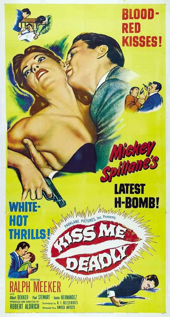 Kiss Me Deadly - Poster 1