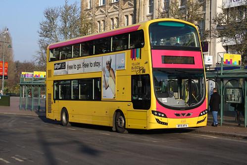 Yellow Buses 192 BF15KFA