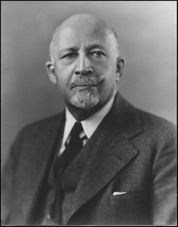 NAACP founder and advocate of action W. E. B. Du Bois: 1945 | by Washington Area Spark