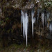 Henrhyd falls - 5 & 6 foot long icicles