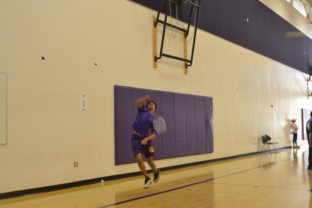 Monta Vista Badminton: 3/6/18