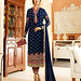 Semi Stitch Salwar kameez Collections Series 702  To 705 Full Set-RAJ05479