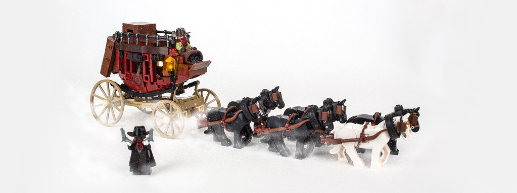 The Hateful Eight – The Stagecoach