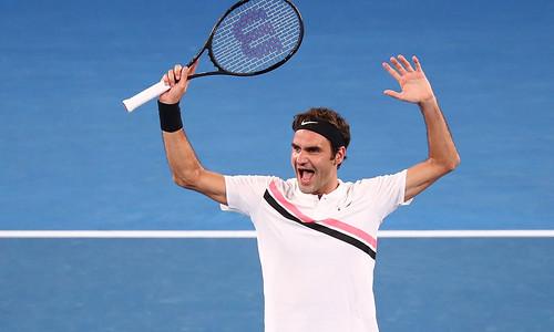 Federer AO - 2018