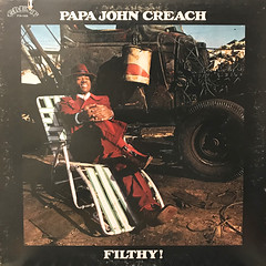 PAPA JOHN CREACH:FILTHY!(JACKET A)