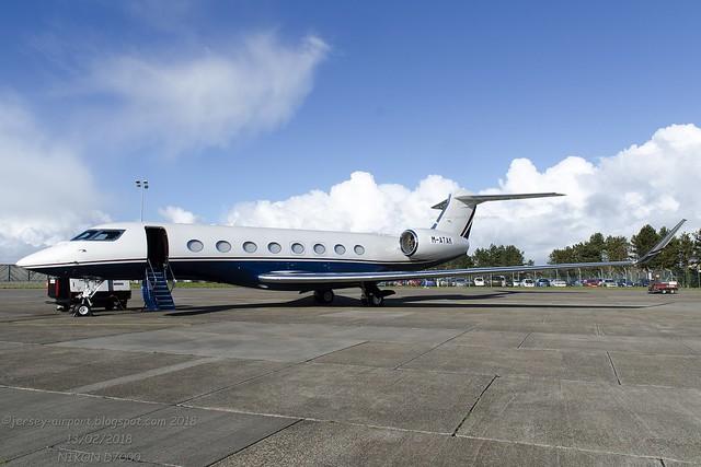 M-ATAK Gulfstream G650