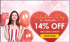 ROSEGAL Valentine's Day Special