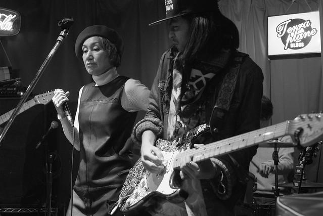 T.G.I.F. Blues Session at Terraplane, Tokyo, 12 Jan 2018 -00166