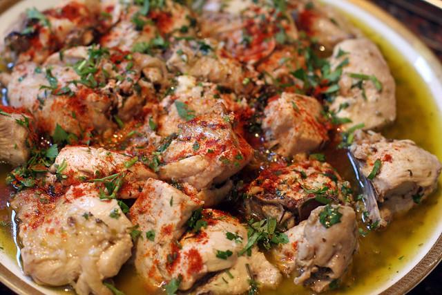 Pollo a la Provenzal (3)
