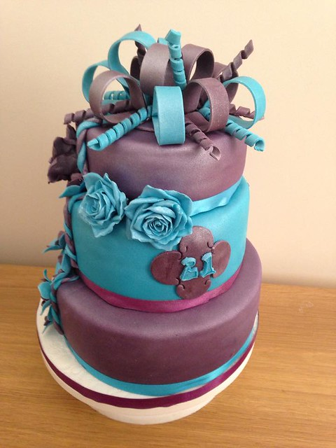 Cake by Julie K's Kitchen Cakes