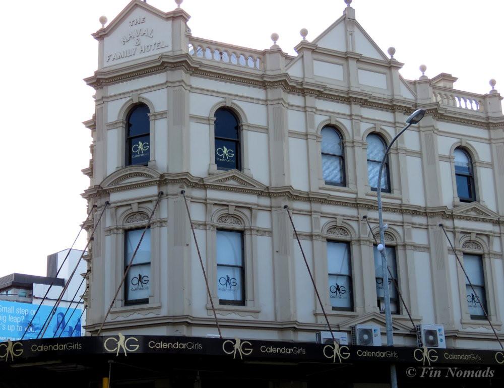 K-Road bars Auckland