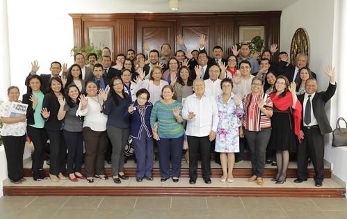 Casa Abierta: Cultura de Paz