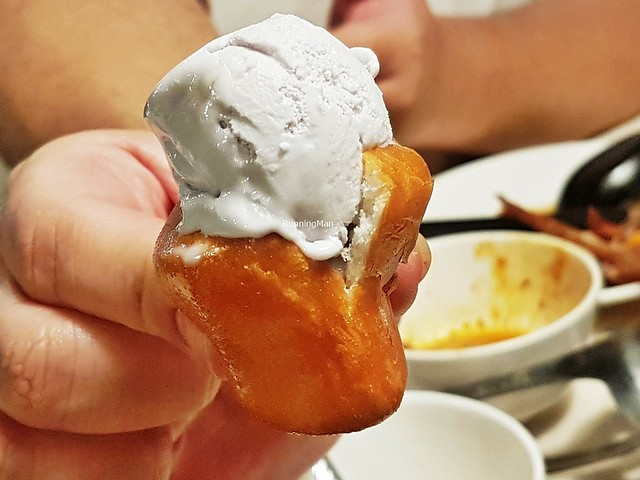 Ice Cream Mantou Bun