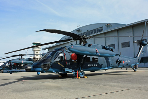 救難教育隊 UH-60J 58-4598 IMG_2979_2