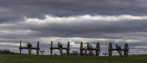 The Guns Of Antietam