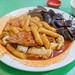 Korean Street Foods.