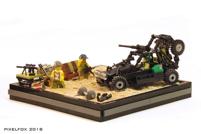Chenowth Scorpion / Desert Patrol Vehicle