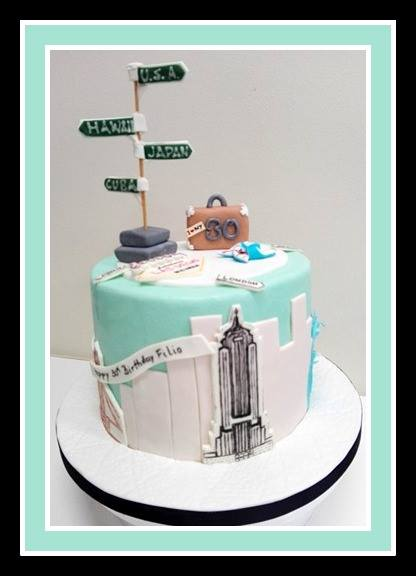 Cake by Eleni's sweet temptations