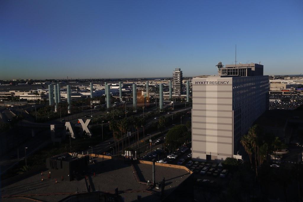 Hilton H Hotel LAX 33
